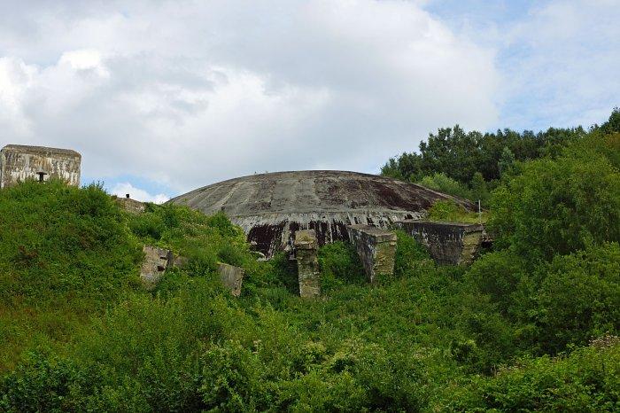 Bunkerkomplex La Coupole