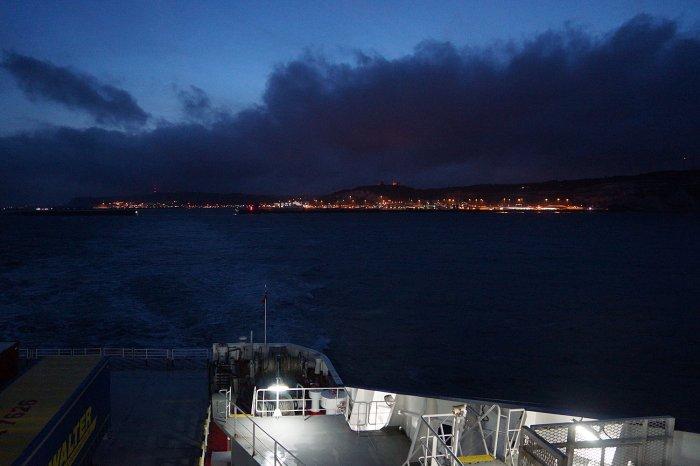 Ein Letzter Blick auf Dover