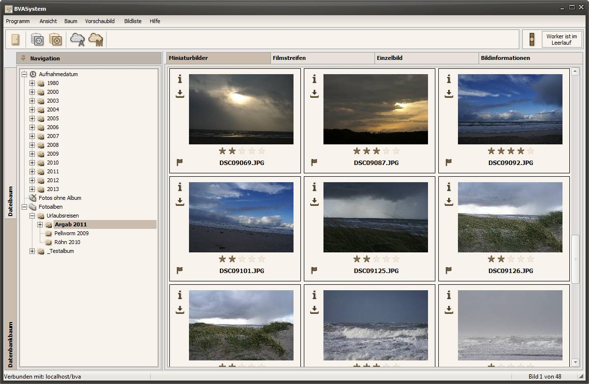 BVASystem 2.1.4 - Miniaturbilder